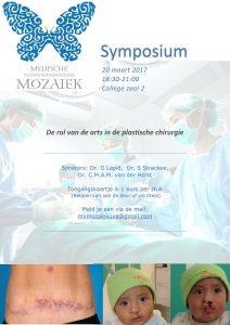 Symposium 'De rol van de arts in de Plastische Chirurgie'